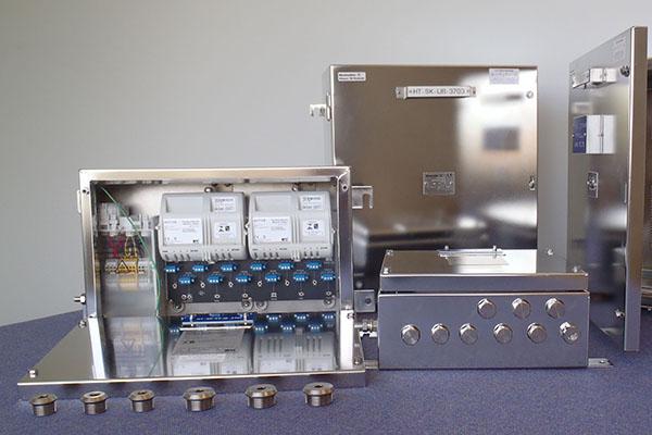 equipos eléctricos en Zonas ATEX