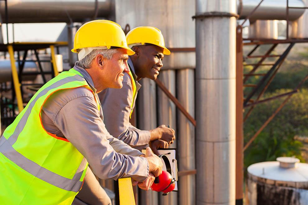 seguridad laboral en atmósferas ATEX