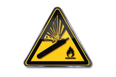 Límites de explosividad de una sustancia inflamable